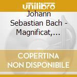 BACH,J.S.-KANTATEN,MAGNIFICAT cd musicale di ARTISTI VARI