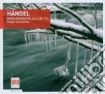 Handel - Organ Concertos Op. 4, Nr. 1-4 cd musicale di ARTISTI VARI
