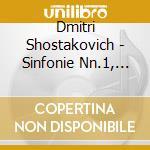 Dmitri schostakowitsch:gr.sinfonien cd musicale di Artisti Vari