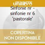 Sinfonie nr - sinfonie nr 6 'pastorale' cd musicale