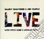 Live cd musicale di Crawford randy & sample joe