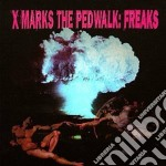 Freaks cd musicale di X marks the ped walk