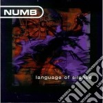 Language of silence cd musicale di Numb