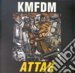 ATTAK                                     cd musicale di KMFDM