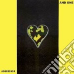 And One - Aggressor cd musicale di And One