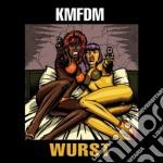 Kmfdm - Wurst cd musicale di KMFDM