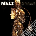 Emissions of hypocrisy cd musicale di Melt