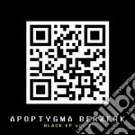 Black ep vol.2 cd musicale di Berzerk Apoptygma