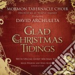 Glad christmas tidings cd musicale di Mormon tabernacle choir