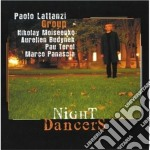 Night dancers cd musicale di Paolo lattanzi group