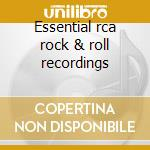 Essential rca rock & roll recordings cd musicale