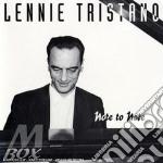 Note to note cd musicale di Lennie Tristano