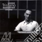 Manhattan studio - tristano lennie cd musicale di Lennie Tristano