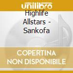 SANKOFA cd musicale di Allstars Highlife