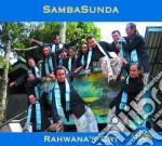 Rahwana's cry cd musicale di Sambasunda