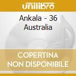 Australia rhythms from the..-a.v. cd musicale di ARTISTI VARI