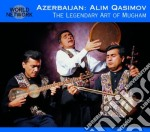 Azerbaijan / the legendary art of mugham cd musicale di 37 - qasimov alim