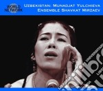 Uzbekistan / the haunting voice cd musicale di 38 - yulchieva munad