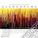 Klangraume cd musicale di Berendt / oliveros