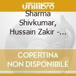 INDIA cd musicale di 1 - sharma/hussain