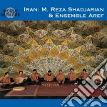 Iran / dastgah chahargah cd musicale di 3 - shadjarian m.r.