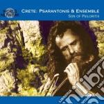 Creta / son of psiloritis - lyra cd musicale di 4 - psarantonis & e