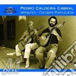 Portogallo cd musicale di CALDEIRA CABRAL PEDRO