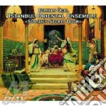 Sultan's secret door cd musicale di ISTAMBUL ORIENTAL ENSEMBLE