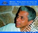 Brasile / samba e choro negro cd musicale di 17 - da viola paulin