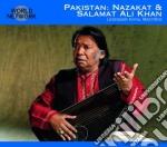 Pakistan / raga darbari kanarra cd musicale di 20 - ali khan n. & s