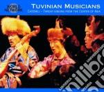 Tuva / choomej - throat-singing cd musicale di 21 - tuvinian singer