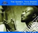 Gambia / salam / new kora music cd musicale di 23 - dindin tata