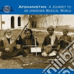 Afganistan / a journey to an unknow cd musicale di 28 - traditional mus