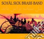 Majnoun cd musicale di Schal sick brass ban