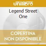 LEGEND STREET ONE                         cd musicale di JOE MCPHEE QUARTET