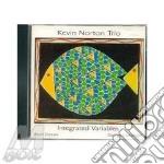Kevin Norton Trio - Integrated Variables cd musicale di NORTON KEVIN TRIO