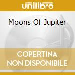 MOONS OF JUPITER                          cd musicale di STEVE SWELL QUARTET