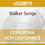 STALKER SONGS                             cd musicale di T.BORGMANN TRIO & P.