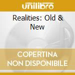 REALITIES: OLD & NEW                      cd musicale di THOMAS LUTHER QUINTE