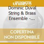 AMERICAN SCRAPBOOK                        cd musicale di DUVAL DOMINIC STRING