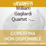 William Gagliardi Quartet - Mhlahala cd musicale di GAGLIARDI WILLIAM QU