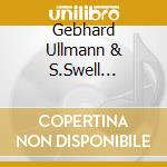 Gebhard Ullmann & S.Swell Quartet - Desert Songs & Others... cd musicale di ULLMAN/SWELL