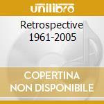 RETROSPECTIVE 1961-2005                   cd musicale di GREENE BURTON