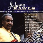Get up and go best of cd musicale di Rawls Johnny