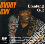 Breaking out - guy buddy cd musicale di Buddy Guy
