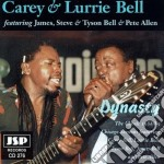 Carey & Lurrie Bell - Dynasty cd musicale di Carey & lurrie bell