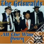 All the way down - cd musicale di Griswalds The