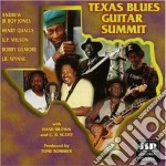Texas blues guitar summit - cd musicale di U.p.wilson/henry qualls & o.