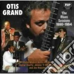 The blues sessions'90-94 - grand otis cd musicale di Otis Grand