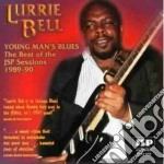 Lurrie Bell - Young Man's Blues cd musicale di Bell Lurrie